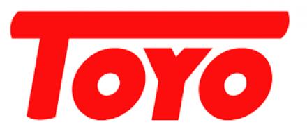 Toyo 836-Cab Lader