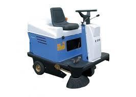 Iseki Kehrmaschine C 910