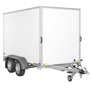 Saris FW2000 Kofferanhänger 2000 kg / 1,80m Holzkoffer Anhänger
