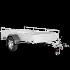 Saris McAlu Pro DV135 PKW Anhänger Alu 1350 kg