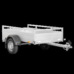 Saris McAlu Pro BT 75 PKW Anhänger 750 kg