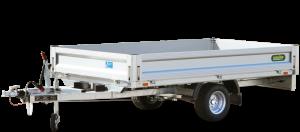 Unsinn Pritschenanhänger P 1327-10-1500 PKW Anhänger 1350 kg