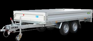 Unsinn Pritschenhochlader GTP 2630-14-1750 Hochlader PKW Anhänger
